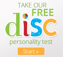 Take our free DISC Personality Test